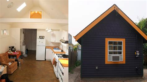 Small Home Builders Portland Oregon Tiny Home Community Taking Root In Portland