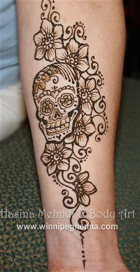 henna tattoo upland ca sugar skull henna ink henna tattoos and
