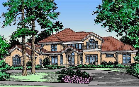 luxury home plans mediterranean home design 8768 mediterranean luxury 17300ac architectural designs