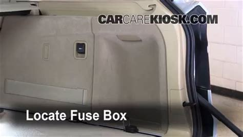 Replace A Fuse 2007 2013 Bmw X5 2008 Bmw X5 3 0si 3 0l