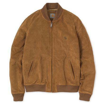 Jaket Bomber Hoodie Cranio Blue carhartt wip jackson bomber jacket http shop carhartt wip 80 gb jackets i020397