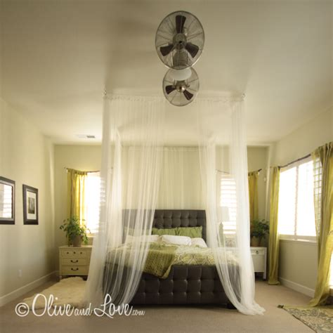 Ceiling Mounted Bed by Olive And 187 Ceiling Mounted Bed Canopy