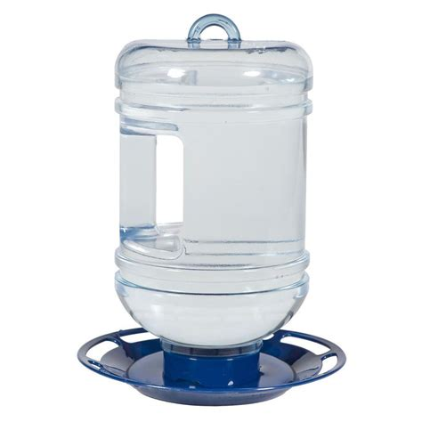 perky pet water cooler bird waterer 780 the home depot