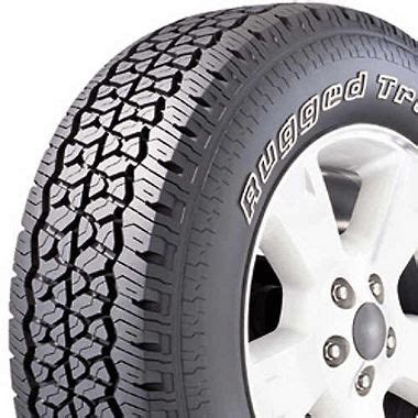 bfg rugged trail ta bfgoodrich rugged trail t a lt265 70r17 e 118r sam s club