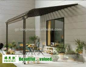 outdoor aluminum garden gazebo pergola prefabricated patio