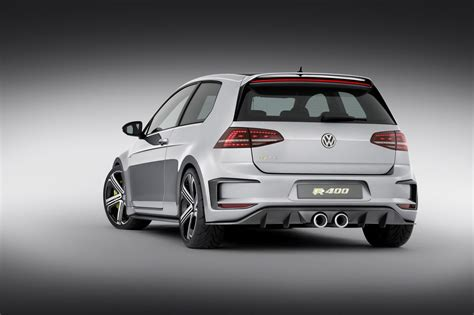 Vw R 400 by Volkswagen Golf R 400 Is Coming In Late 2015 Autotribute