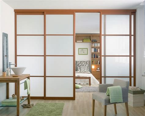 Glass Panel Room Divider Sliding Glass Panels Room Dividers Interesting Ideas For Home