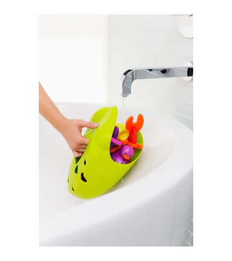 frog toy holder bathtub boon frog pod bath toy scoop