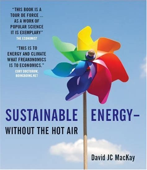 sustainable energy without the air link