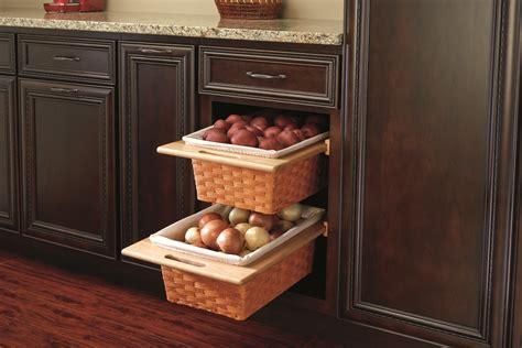 rev a shelf woven basket with rails in standard size kitchensource com rev a shelf 4wv series woven baskets with rails kbis
