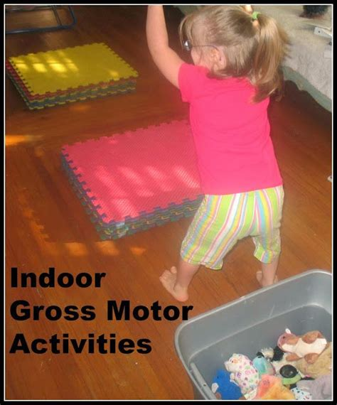 17 best images about work gross motor activities on