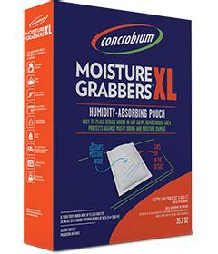 moisture grabbers xl concrobium