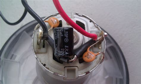 capacitor parallel to dc motor raspberry pi how do i my electric motor electrical engineering stack exchange
