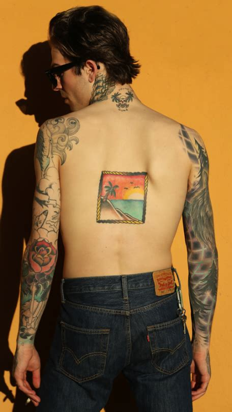 jessie james tattoos oh well tattoos rutherford the neighbourhood