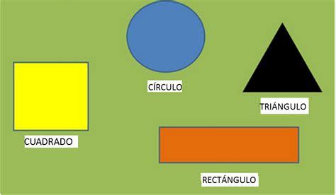 Figuras Geometricas Mas Conocidas | figuras matem 193 tica nee primaria