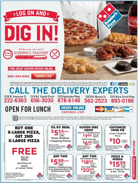 domino pizza reading image result for dominos pizza coupon couponcu page