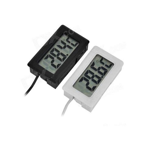 termometro interno termometro digitale temperatura per casa interno esterno sonda