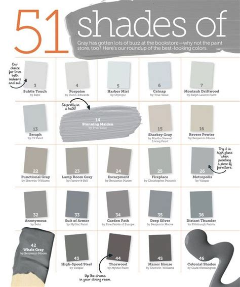 color place paint grey shades looking for gray paints here are 51 shades of great gray shades