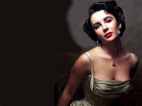 classic hollywood a hollywood classic elizabeth taylor wallpaper 11802155
