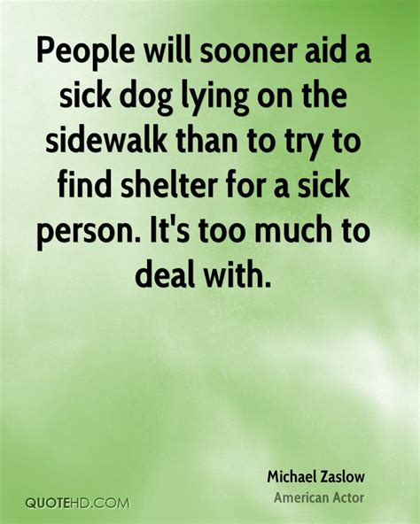 Comfort Words For Sick Person by Inspirational Quotes On Sick Dogs Quotesgram