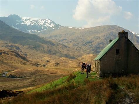 glen affric glen affric trail wanderreise schottland reise