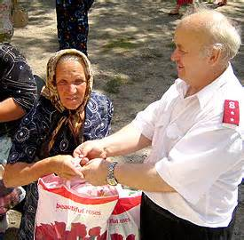 The Salvation Army International - The Salvation Army ... Flood Relief Donations