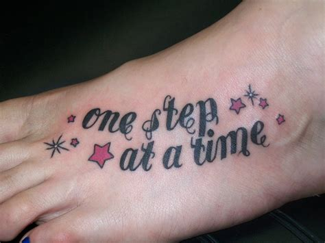 one step at a time tattoo pin one time i was so with tattoos who are