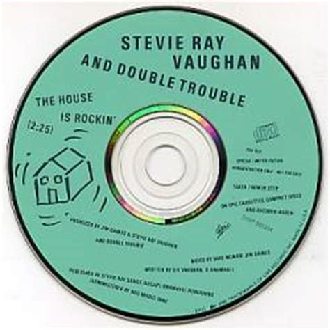 stevie ray vaughan the house is rockin stevie ray vaughan discographie compl 232 te