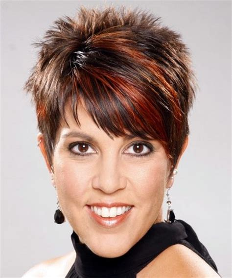 spiky haircuts for women over 50 short spiky hairstyles women hairstyle short spikey