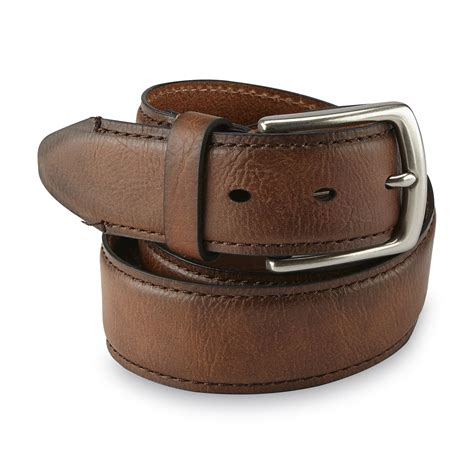 levi s s casual leather belt