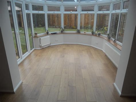 Oak Dining Room Conservatory Laminate