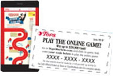 Tops Monopoly Second Chance Sweepstakes - tops monopoly 2016 decision to win winzily