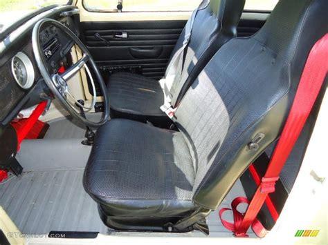 vw beetle seats 1970 1970 ivory volkswagen beetle coupe 37493244 photo 5