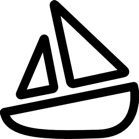boat sinking icon sinking sailboat free transport icons