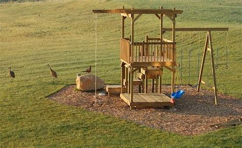 backyard play fort how to build a backyard play structure fort how did i