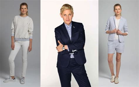 Degeneres Gets Glammed Up by Degeneres And Bergdorf Goodman Getting Together For