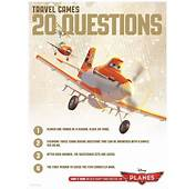 Games &amp Activities  Planes Disney Movies