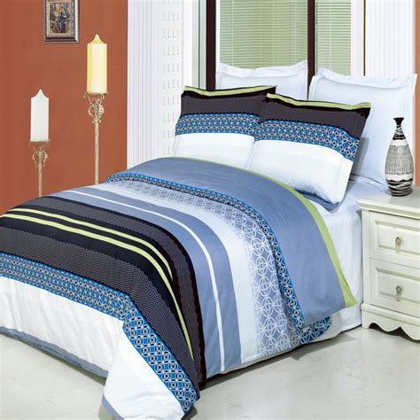 Egyption Cotton Bedding Sets Bedding Luxurious Printed Multi 100 Cotton Bedding Set Bedding