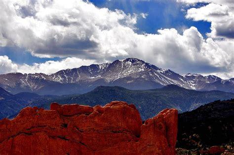 Garden Of The Gods Pikes Peak Pikes Peak Garden Of The Gods Free Range