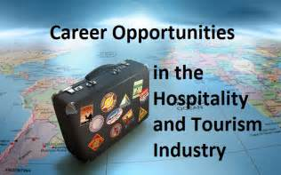 careers in hospitality and tourism template