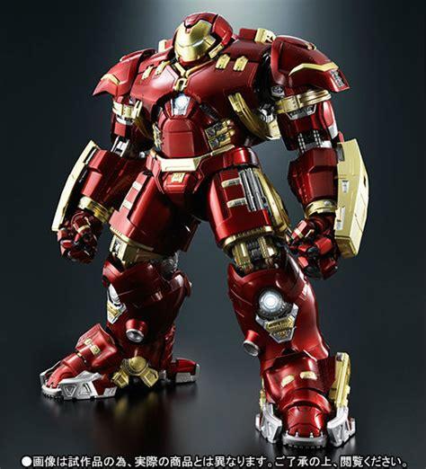 Iron Buster chogokin x s h figuarts iron 44 hulkbuster