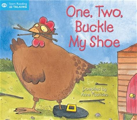 One Two Buckle Shoe Three Four Shut The Door by Rhymes One Two Buckle Shoe