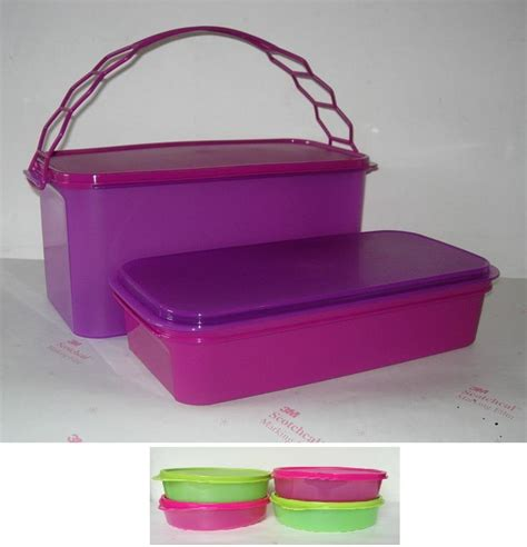 Tupperware Picnic Set tupperware stor go picnic set new limited rel end 1 19 2017 12 09 00 pm