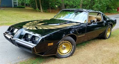 Smokey Trans Am say happy 40th to smokey and the bandit with this special