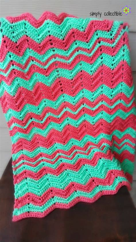 chevron pattern in crochet 16 amazing free chevron crochet patterns something for