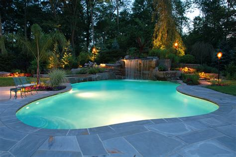 Livingroom Table swimming pool designs and cost unique hardscape design
