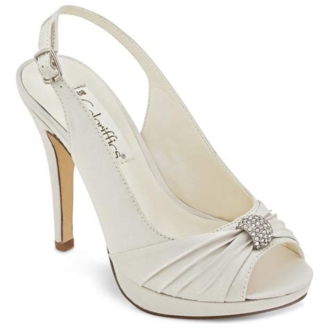 Wedding Heels For by High Heel Wedding Shoes For Bridesmaids Wardrobelooks