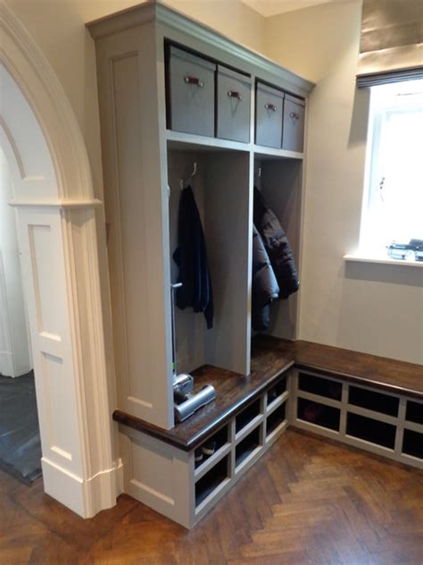 Apartment Kitchens Bespoke Hallway Furniture