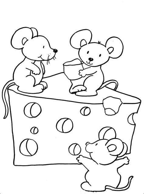 imagenes infantiles ratones dibujo colorear ratones dibujos para colorear