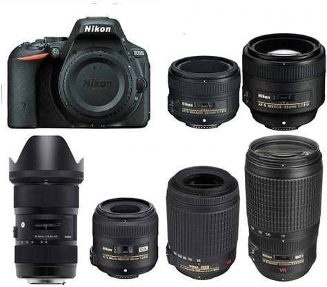 best nikon best nikon d5500 lenses